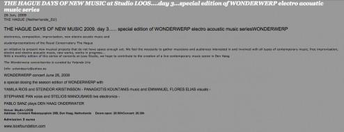 26.06.09-Wonderwerp-DHaagOnderwater